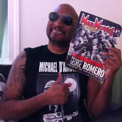 George A Romero zombie horreur