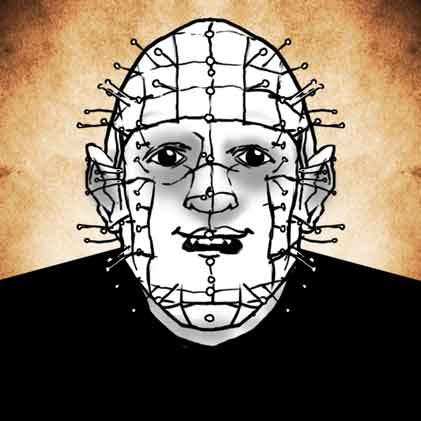 Hellraiser Judgment Pinhead tunnicliffe
